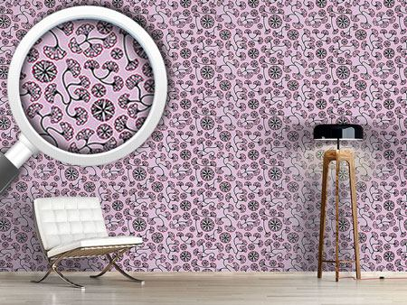 Design Wallpaper Boheme Hanoi Romance