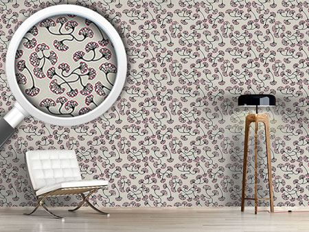 Design Wallpaper Boheme Hanoi Beige