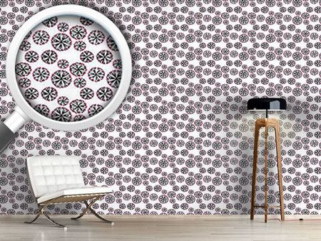 Design Wallpaper Magic Spores