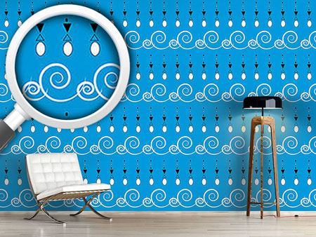 Design Wallpaper Monsieur Poirot