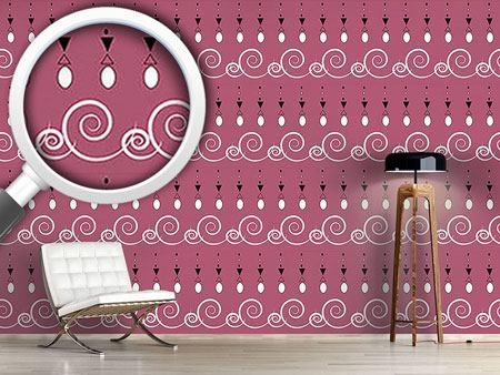 Design Wallpaper Madame Poirot