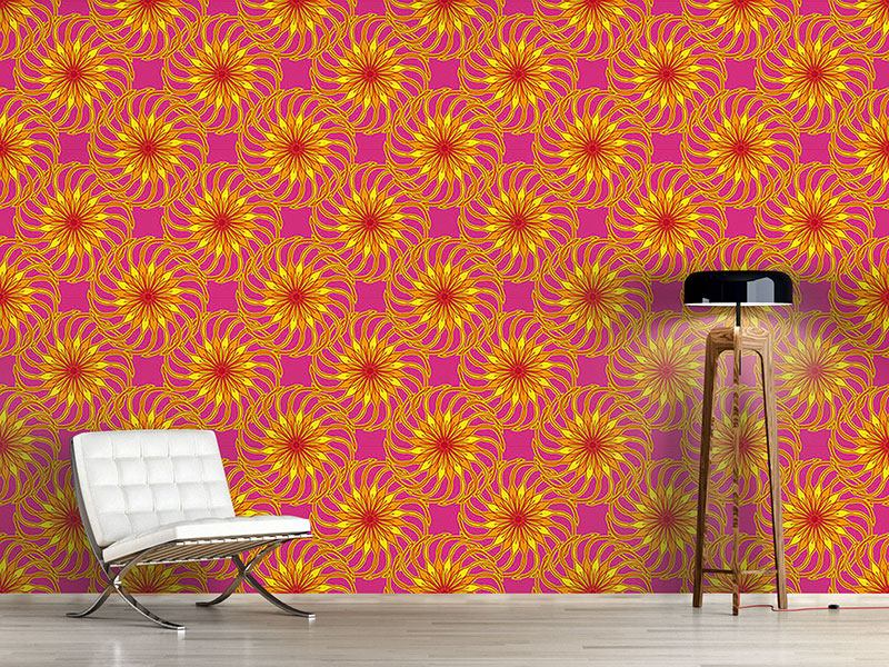 Design Wallpaper Suna Pink