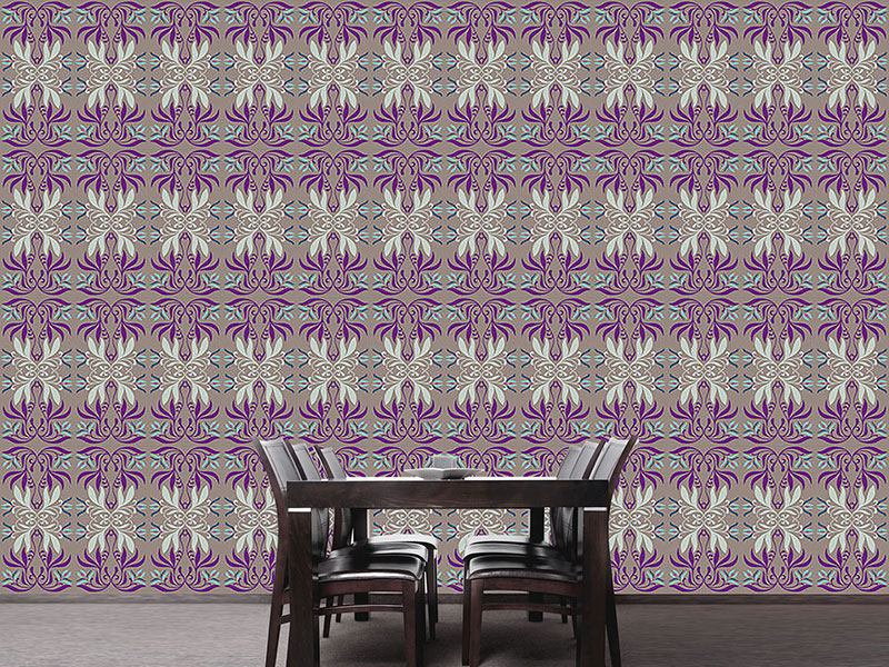 Design Wallpaper Mystic Flora