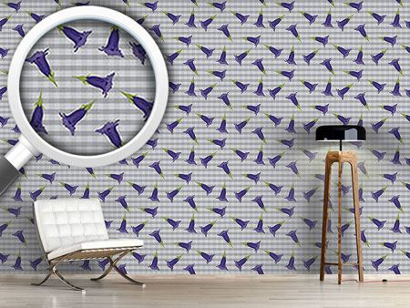 Design Wallpaper Gentian