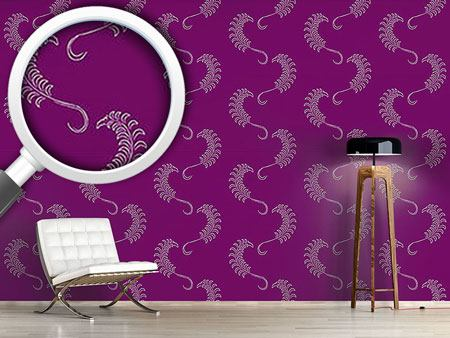 Design Wallpaper Dolce Farniente Purple
