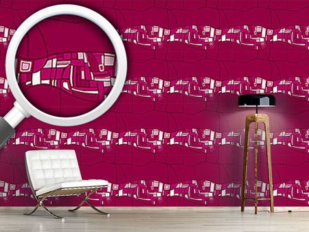 Design Wallpaper Stilismo Pink