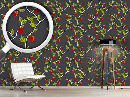 Design Wallpaper Garden Of Eden Grey