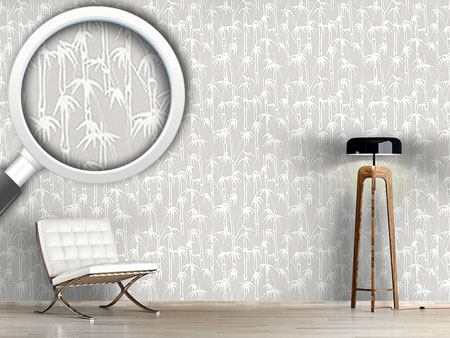 Design Wallpaper Ink Bamboo