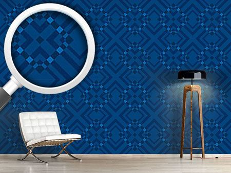 Design Wallpaper Blue Monday