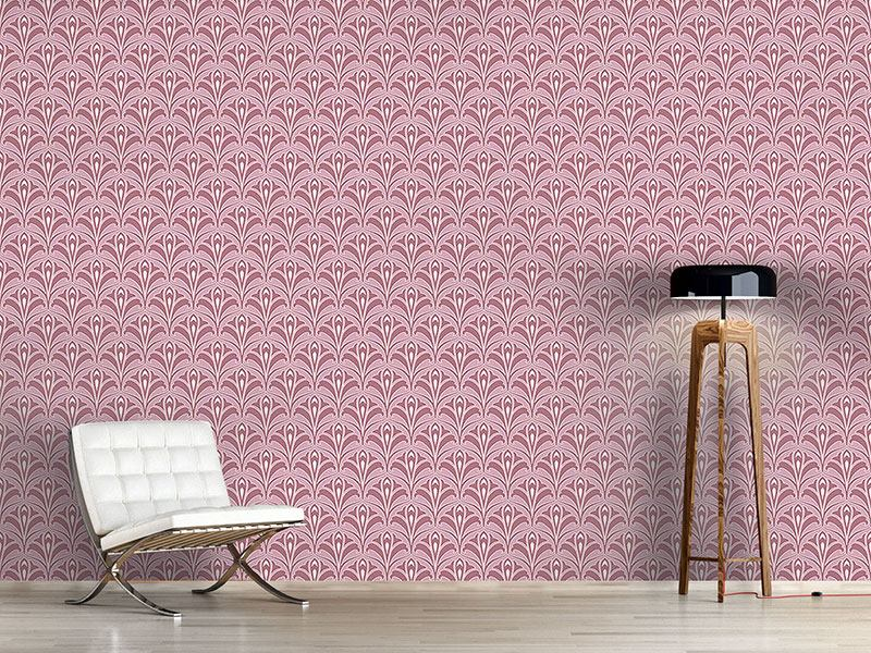 Papier peint design Aquaflor Rose