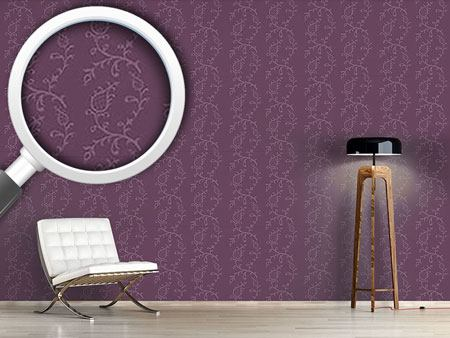 Design Wallpaper Cinderella Aubergina