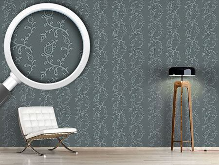 Design Wallpaper Cinderella Grey