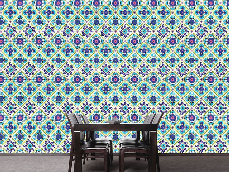 Papier peint design Bukhara Dream