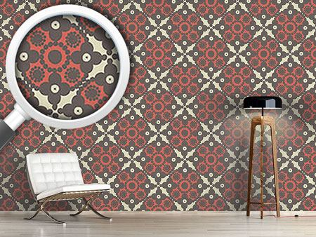 Design Wallpaper Gris Pomp