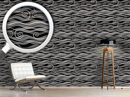 Design Wallpaper Triton Black