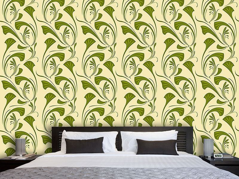 Design Wallpaper Vivienne Green