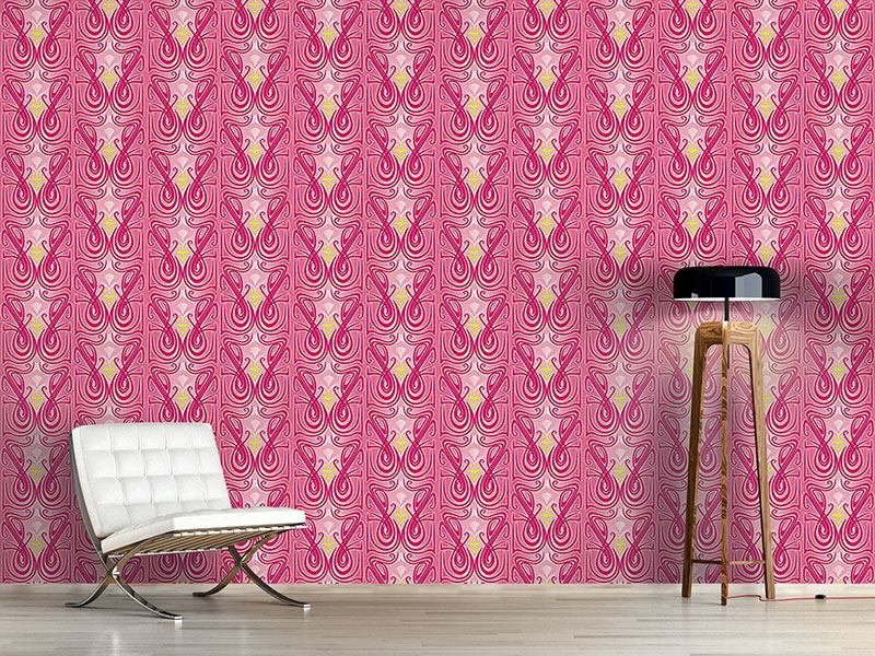 Design Wallpaper Undine Pink
