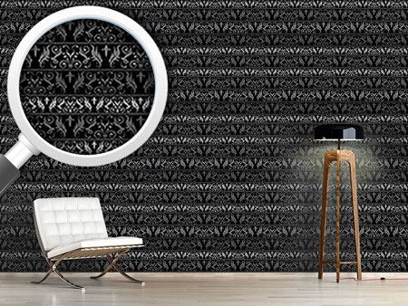 Design Wallpaper Encora Black