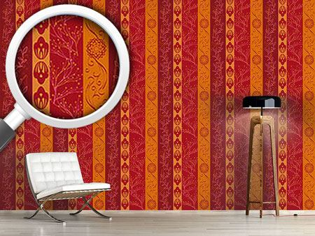 Design Wallpaper Rural Stripes