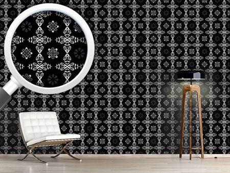 Design Wallpaper Renaissance Crystal