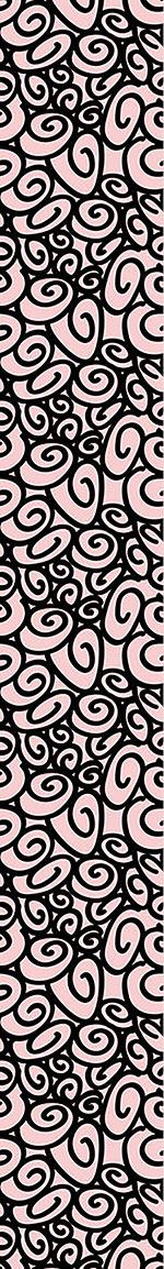 Design Wallpaper Beginning And End Pink