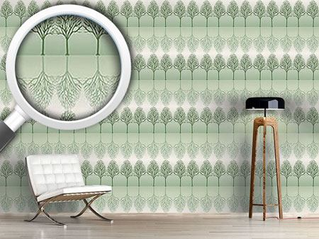 Design Wallpaper Alley Green