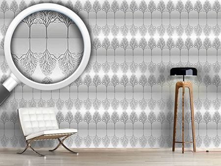 Design Wallpaper Alley Grey