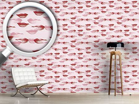Design Wallpaper Terror Lips