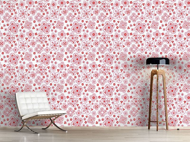 Design Wallpaper Catherine White