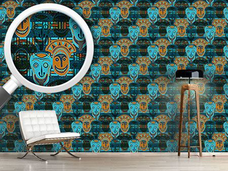 Design Wallpaper Popocatepetls Vision