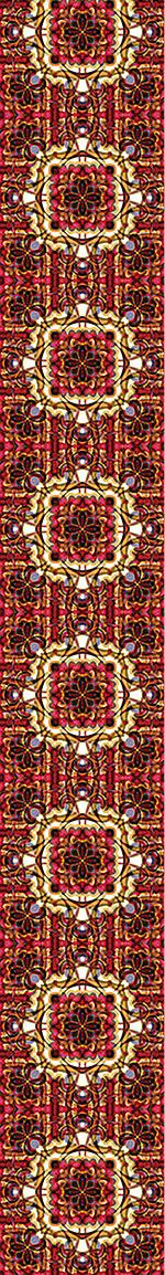 Papier peint design Abstract Orient
