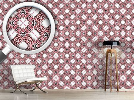 Design Wallpaper Ring-a-ring-a-roses