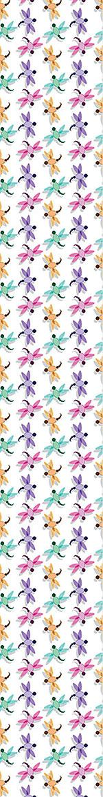 Papier peint design Flight Of The Dragonfly