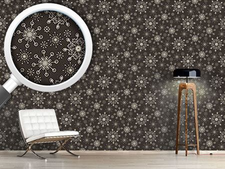 Design Wallpaper Light And Flaky