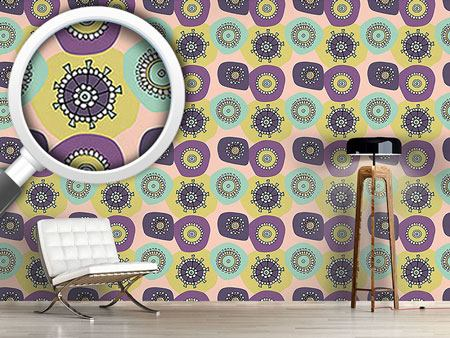 Design Wallpaper Lila Lola