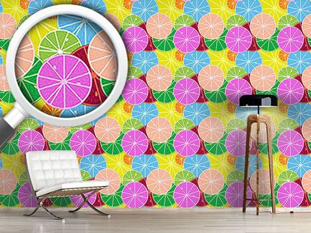 Design Wallpaper Citronella