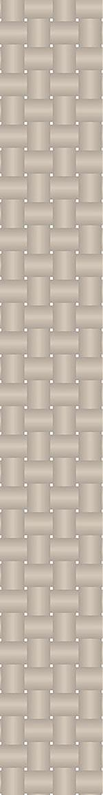 Design Wallpaper Intertwined Brown