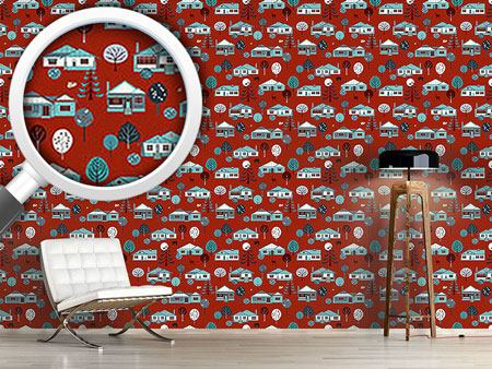 Design Wallpaper Bullerbü