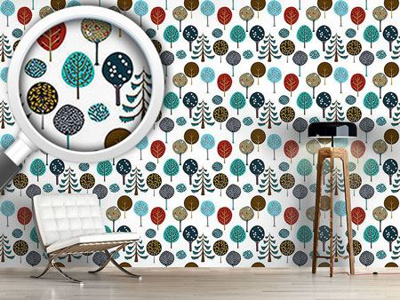Design Wallpaper Tree Nursery