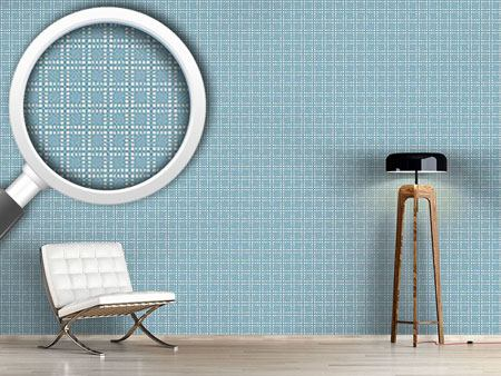 Design Wallpaper Powder Blue
