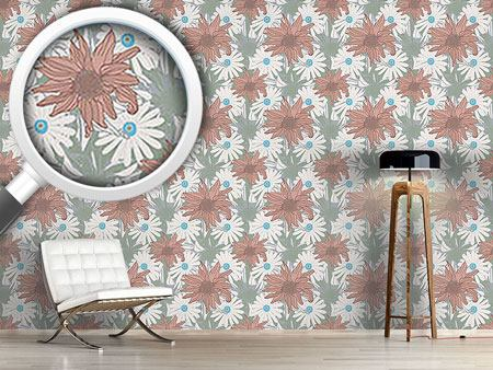Design Wallpaper Expedition Echinacea
