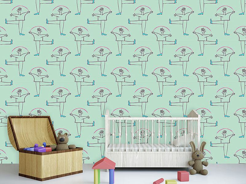 Design Wallpaper Danza Verde