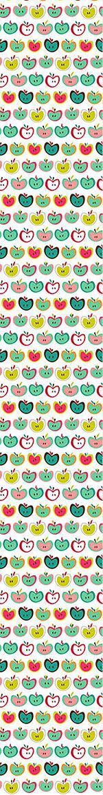 Design Wallpaper Apple Fresh