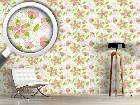 Design Wallpaper Gerania