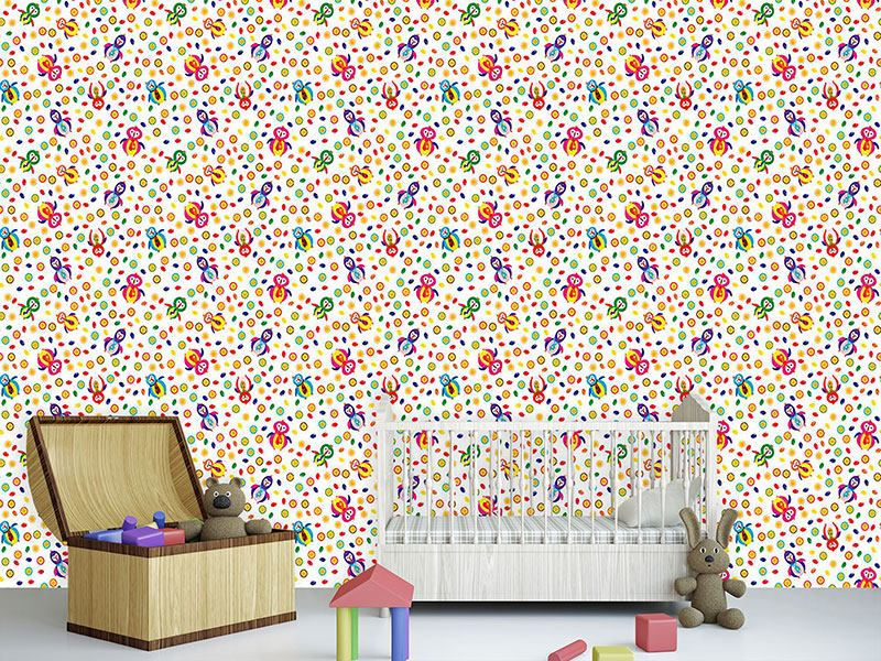 Design Wallpaper Owlet Fun