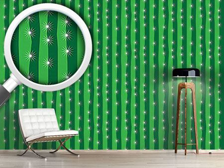 Design Wallpaper My Green Cactus