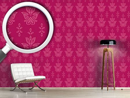 Design Wallpaper Jaipur Pink