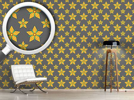 Design Wallpaper Starflowers