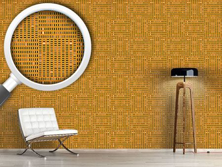 Design Wallpaper Tilo Orange