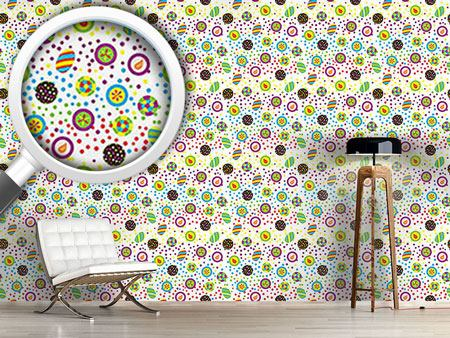 Design Wallpaper Candy Time